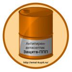 Антипирен-антисептик Защита-ППП