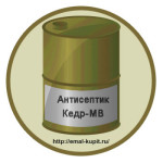 Антисептик Кедр-МВ